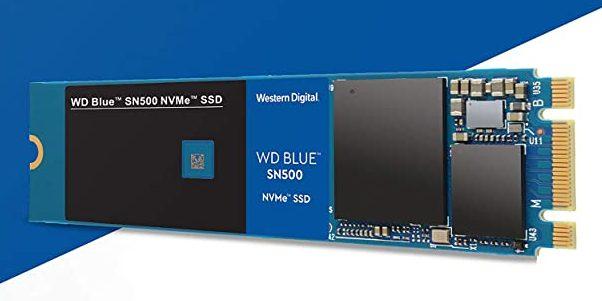 WD Blue SN570 NVMe SSD
