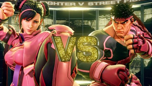 Street Fighter V cancer du sein