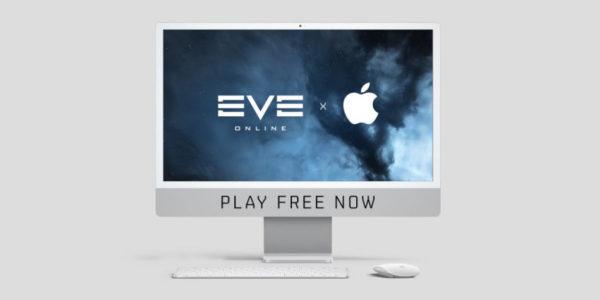 EVE Online APPLE MAC