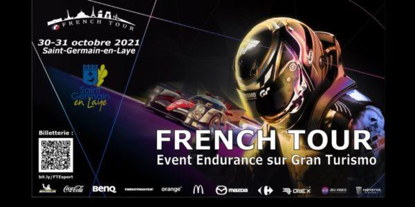 Simracing - French Tour Saint-Germain-en-Laye